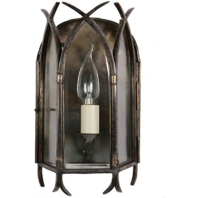 Gothic Wall Sconces: Gothic Antique Wall Light, Replica Wall Sconce, Ideal
