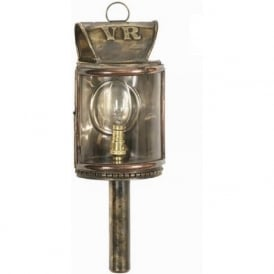 OMNIBUS Victorian replica carriage lamp wall light