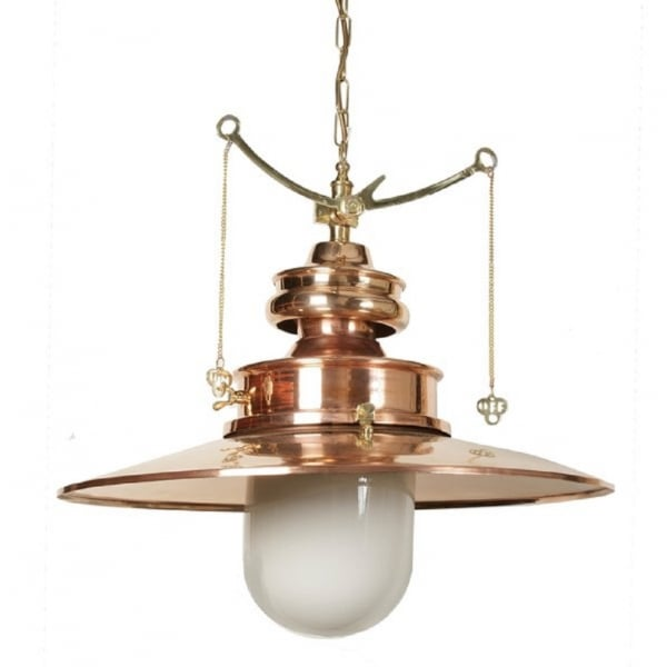 Paddington Station Lamp Ceiling Pendant Light From