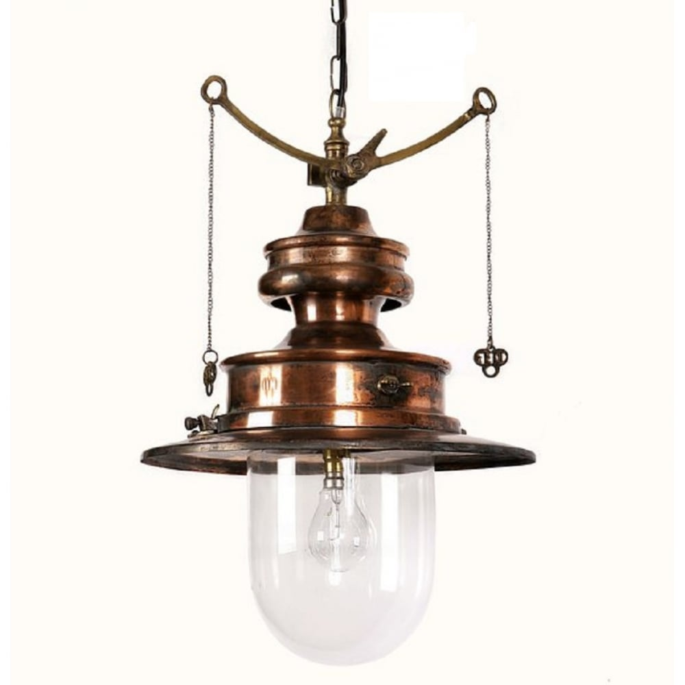 Heritage Lighting Paddington Station Lamp Reproduction