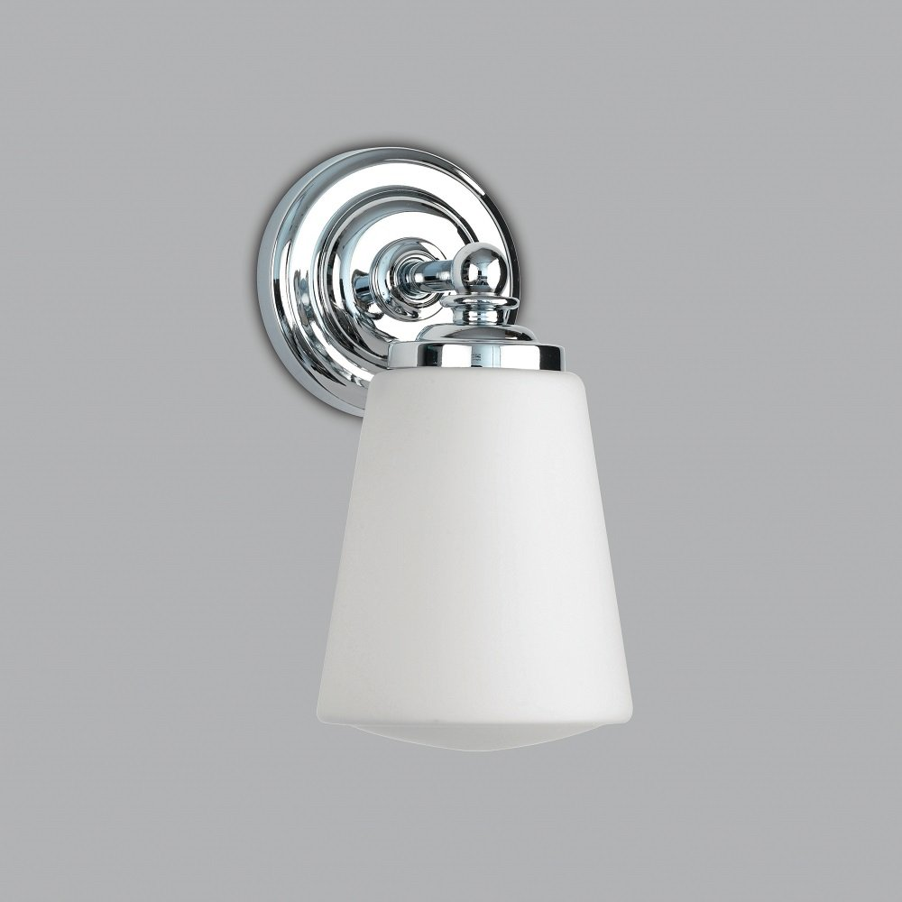 Traditional Bathroom Wall Light for Victorian and Edwardian Bathrooms