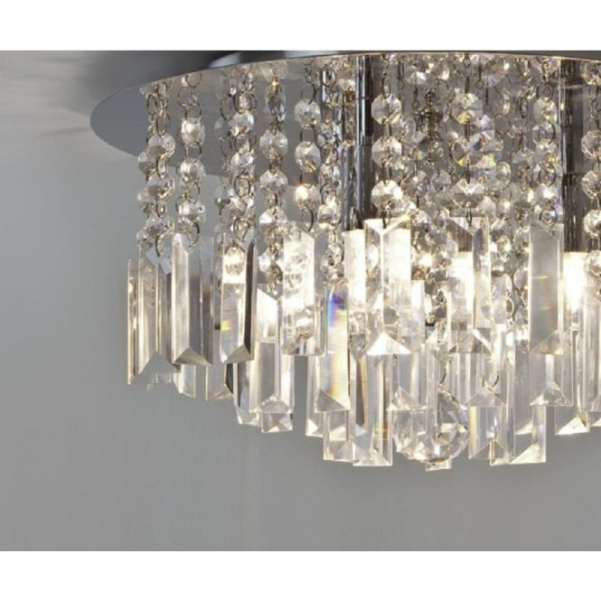 Bathroom Chandeliers Ip44 ip44 bathroom chandelier with crystal droplets, ip44 double insulated
