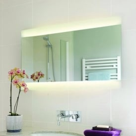 FUJI illuminated low energy bathroom mirror