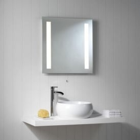 GALAXY illuminated low energy bathroom mirror