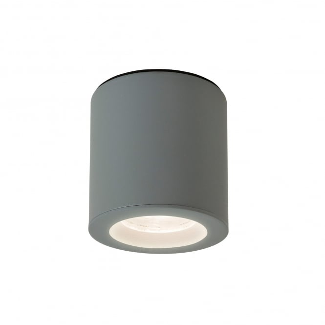 Imperial Hotel Lighting KOS surface mounted LED spotlight or downlight - round silver fitting