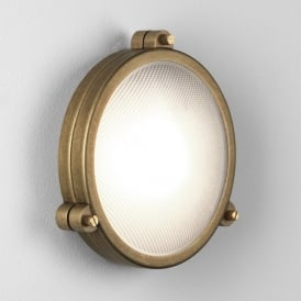 MALIBU exterior bulkhead wall or ceiling light for exposed coastal locations