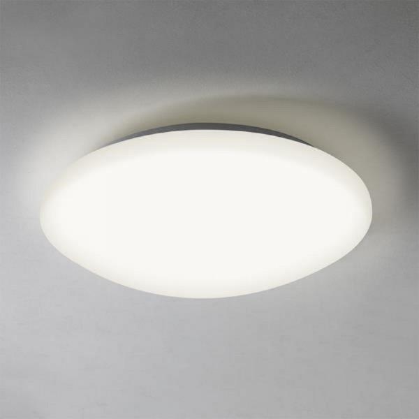 Circular Flush Fitting Led Bathroom Ceiling Light Sensor