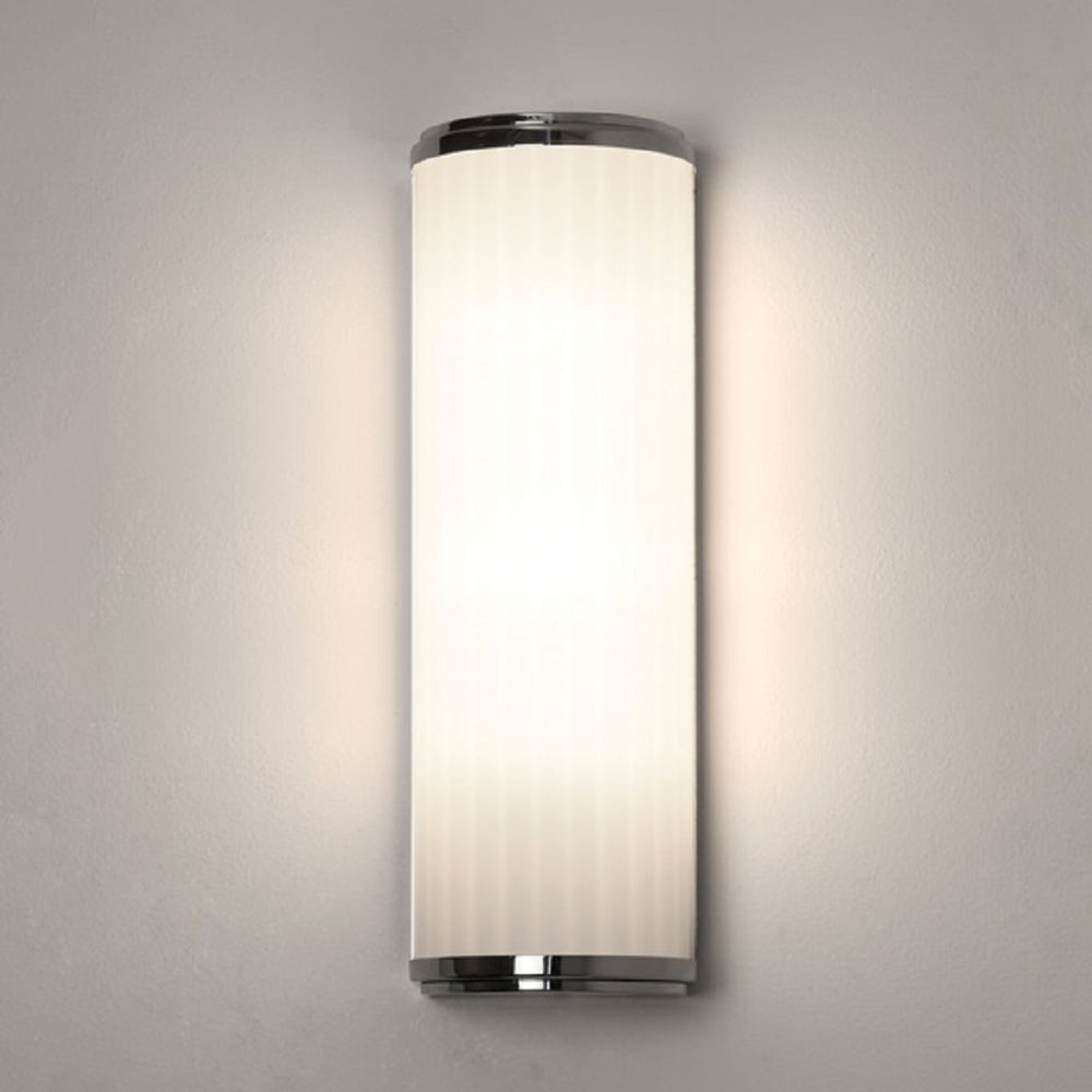 Ip44 class 2 double insulated bathroom wall light in - Art deco bathroom lighting fixtures ...