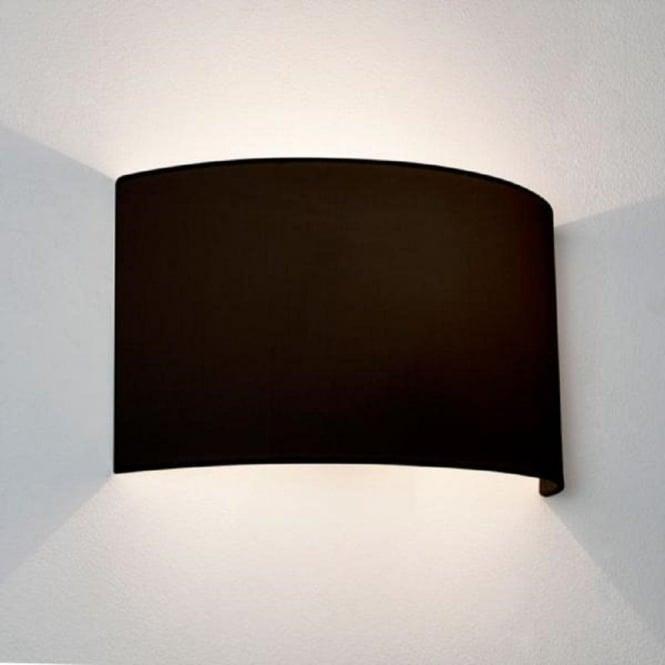 Black Light Hotel: Black Fabric Wall Washer Light Will Create Dramatic Pools