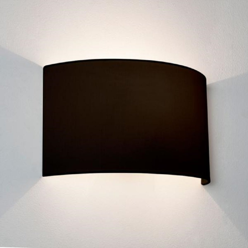 Black Fabric Wall Washer Light Will Create Dramatic Pools of Light