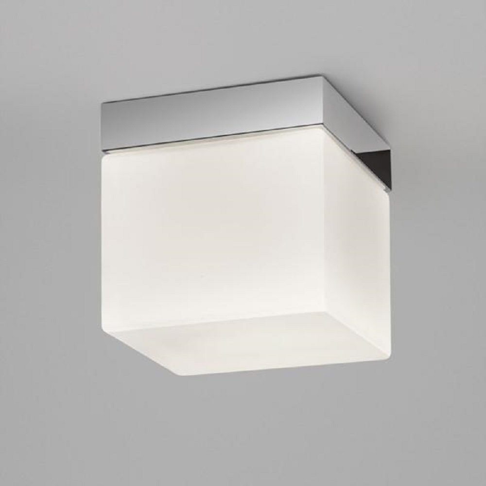Imperial Hotel Lighting SABINA Small IP44 Square Bathroom Ceiling Light