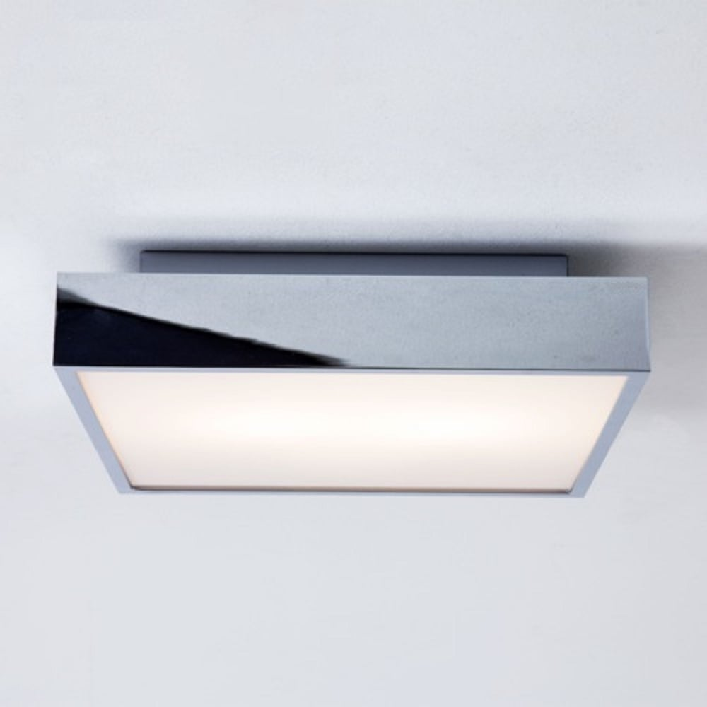 square bathroom lights ip44 square chrome and glass bathroom ceiling light with 14537 | imperial hotel lighting taketa led square ip44 bathroom ceiling or wall light chrome p11748 18867 image