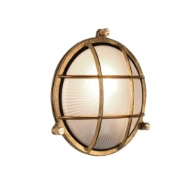 THURSO nautical bulkhead style outside wall or ceiling light for exposed coastal areas