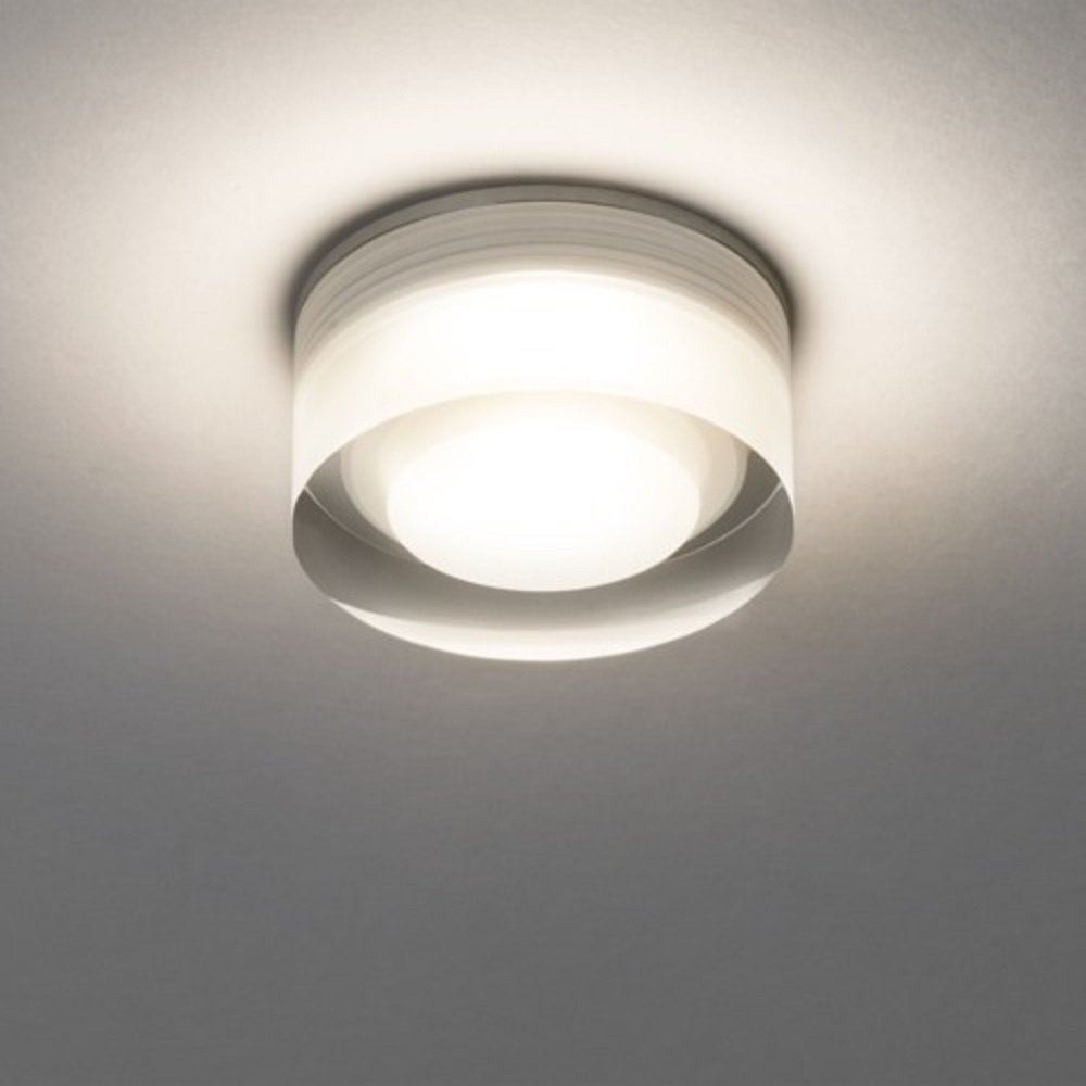 Small Circular Recessed Ip44 Led Downlight For Using In