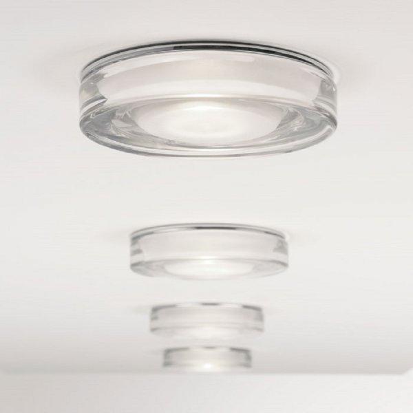 Low Voltage Bathroom Lighting: IP65 Bathroom Shower Downlight, Low Voltage With Glass