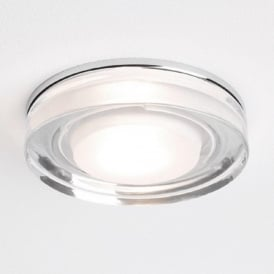 VANCOUVER IP65 bathroom shower downlight - mains voltage