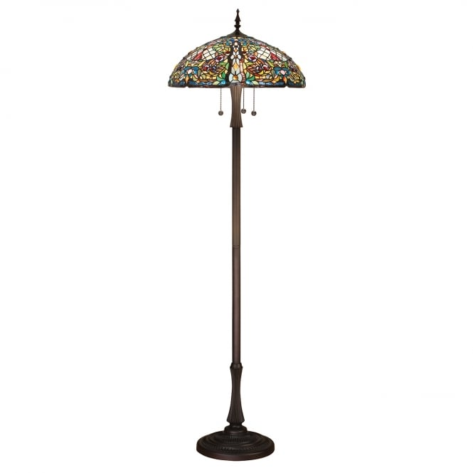 Kensington Tiffany Collection ANDERSON Tiffany standard lamp