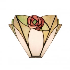 INGRAM Art Nouveau Tiffany wall washer wall light