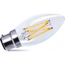 LED CANDLE BULB very low energy dimmable candle bulb - 3.5 watt BC
