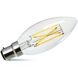 LED CANDLE BULB very low energy dimmable candle bulb - 3.5 watt SBC