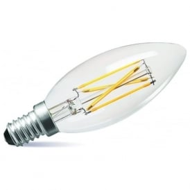 LED CANDLE BULB very low energy dimmable candle bulb - 3.5 watt SES