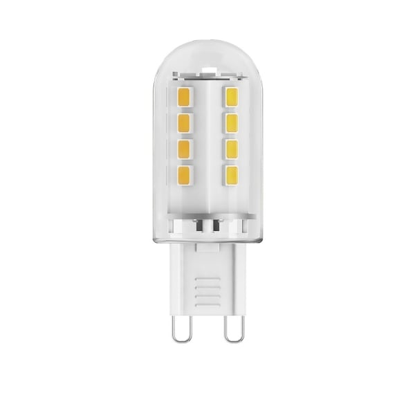 Led Replacement For G9 Halogen Capsule Bulb 2 3 Watts In Warm White