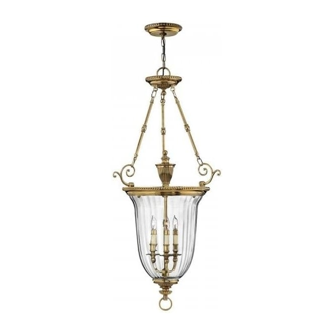 Large Lantern Pendant Light
