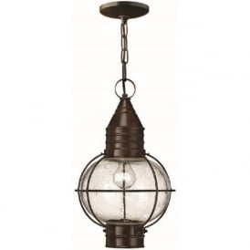 CAPE COD flush fitting or hanging porch lantern - large