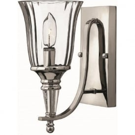 CHANDON classic silver sterling single wall light