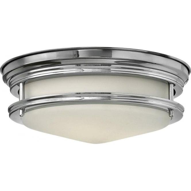 Hadley flush fitting bathroom ceiling light ip44