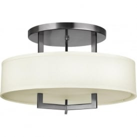 HAMPTON modern Art Deco low ceiling light
