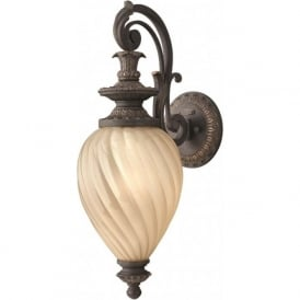 MONTREAL traditional decorative outdoor wall lantern - small