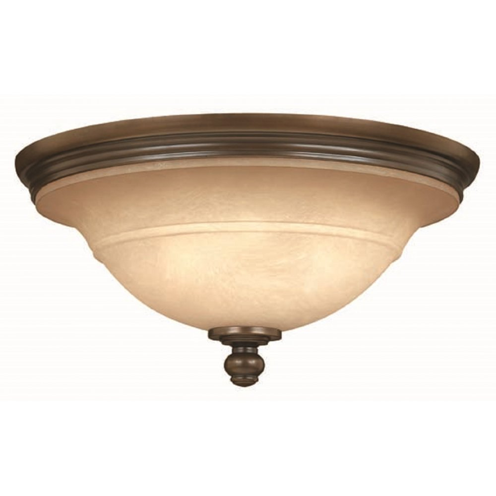 flush fitting bronze low ceiling light with circular mocha. Black Bedroom Furniture Sets. Home Design Ideas