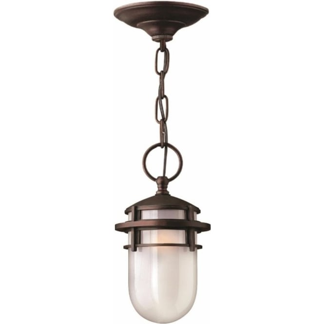 Small Hanging Porch Lantern In Nautical Styling With