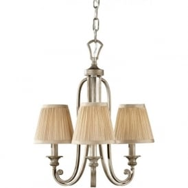 ABBEY traditional Edwardian dual mount ceiling light