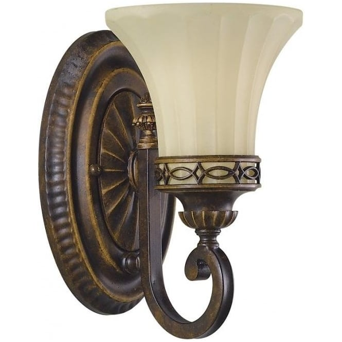 DRAWING ROOM Traditional Edwardian Style Single Wall Light