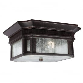 FEDERAL IP44 porch ceiling light for harsh weather locations