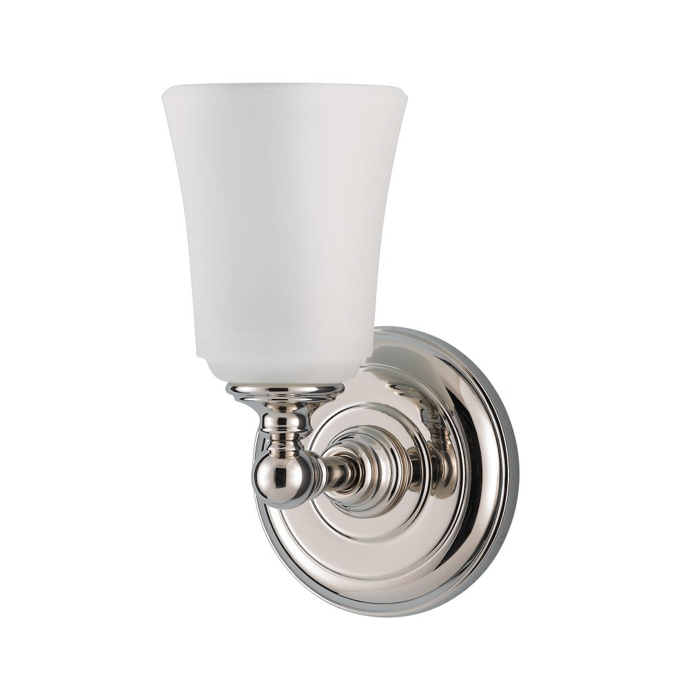Up or Down Facing Bathroom Wall Light in Traditional Design, IP44