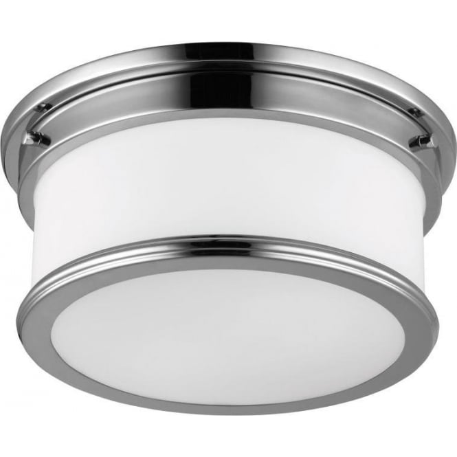 bathroom light fittings uk deco style flush fitting bathroom ceiling light chrome 16067