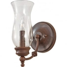 PICKERING LANE bronze farmhouse style single wall light