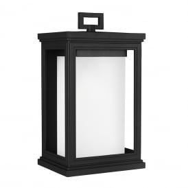 ROSCOE IP44 outdoor wall lantern for harsh weather locations - medium