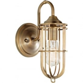URBAN RENEWAL factory style inspection lamp wall light
