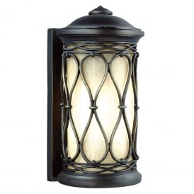 WELLFLEET IP44 traditional exterior wall lantern designed for coastal situations
