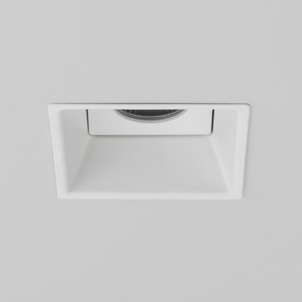 new arrival 0df9d e7659 MINIMA IP65 fire rated white recessed bathroom downlight