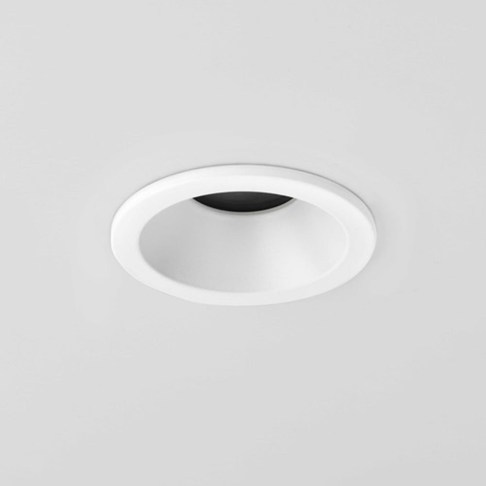 super cute ae43b 4ef43 MINIMA IP65 white recessed bathroom downlight