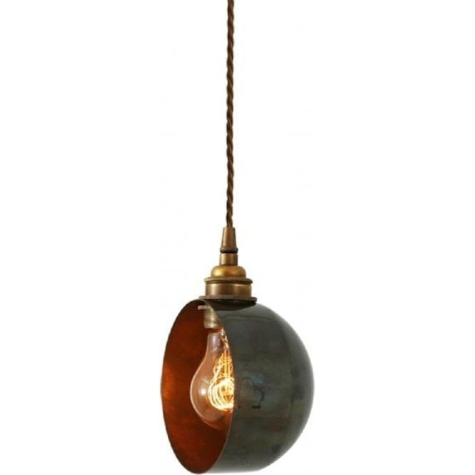 Quirky Hanging Ceiling Pendant Light, Reflector Shade And