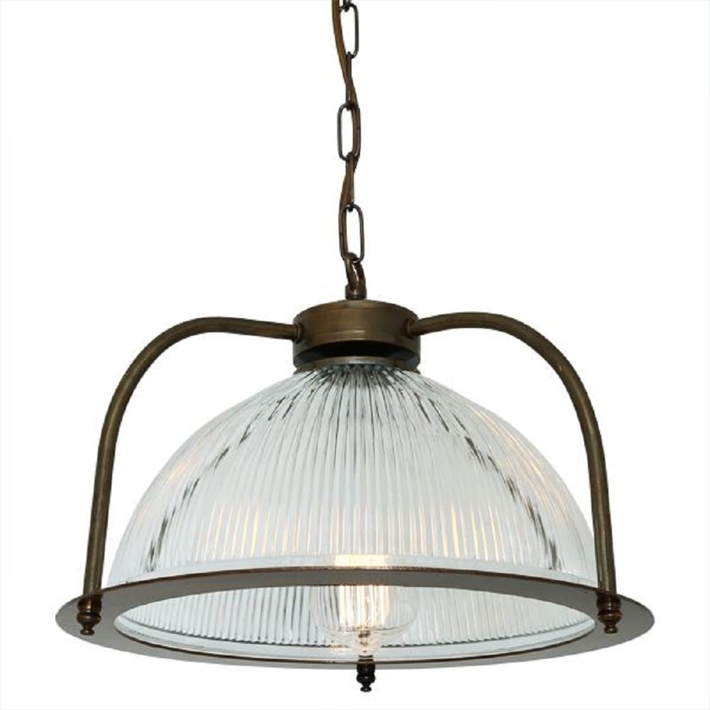 Traditional Industrial Style Hanging Ceiling Pendant