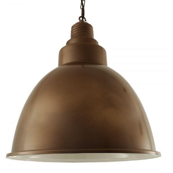 Antique Brass Vintage Metal Ceiling Pendant Light For Over