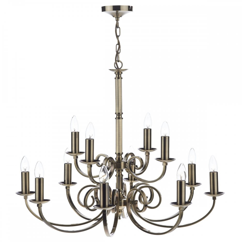 12 Light Chandelier | Shop the world's largest collection of
