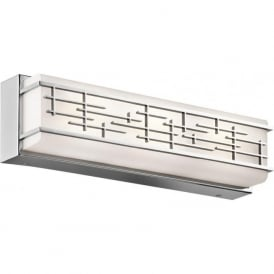 ZOLON medium Art Deco bathroom wall light